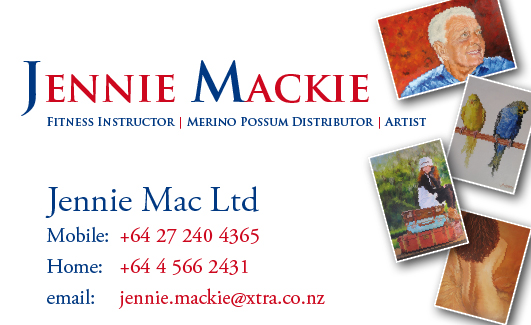Unique design and print samples of business cards jennie mackie business card reheart Choice Image